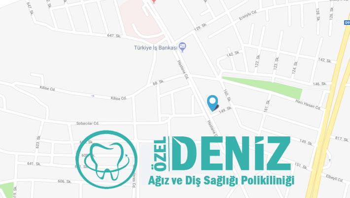 Kızıltepe Mardin Diş Hekimi Haritası
